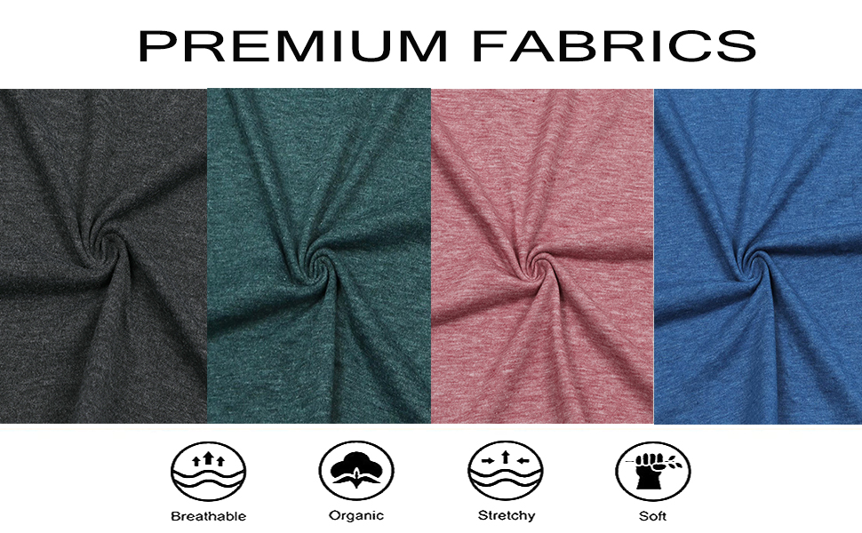 soft and breathable fabric tshirt for women