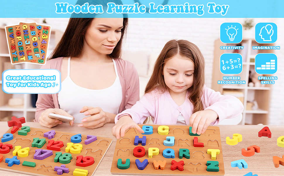 Let Your Kids Learn with Fun!