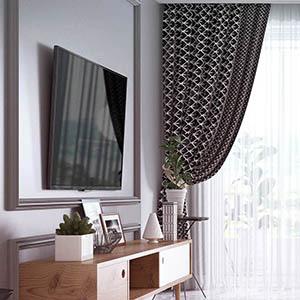 Soporte TV de pared inclinable PL2268-MK VESA 400x400 Eono Essentials para OLED plasma 55 pulgadas