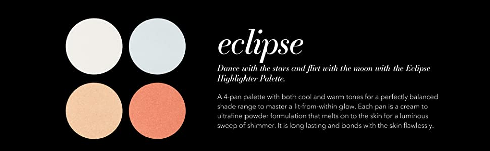 Pippa of London Eclipse Highlighter Palette