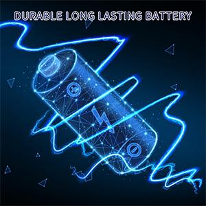 Durable long lasting battery