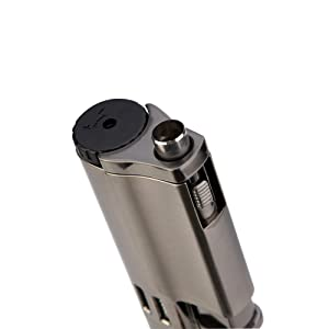 cigar lighter with punch