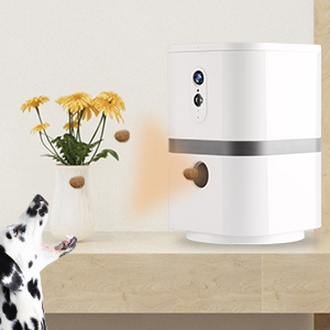 dog treat dispenser