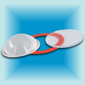 grow led optic lens for light