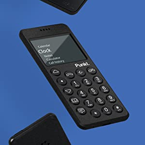 Punkt MP02 Mobile Phone