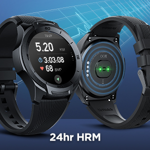 24h heart rate monitoring
