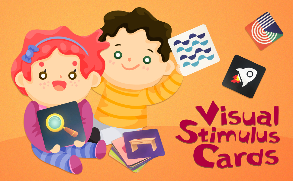 visual card
