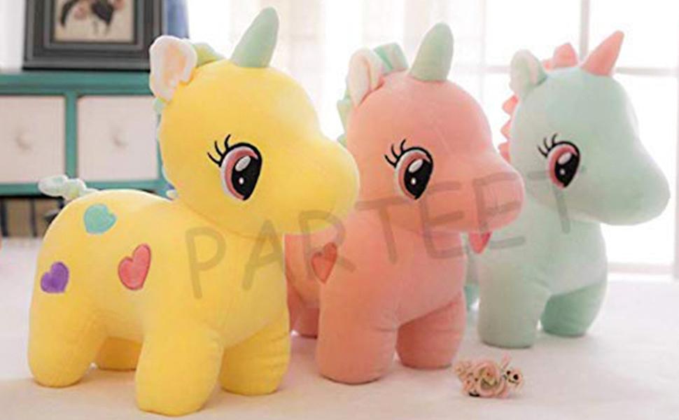 Super Soft Plush Unicorn Toy Soft Stuffed SPN-JGS