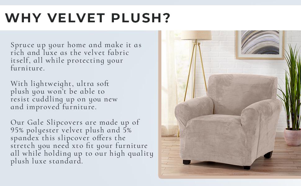 Why Velvet Plush