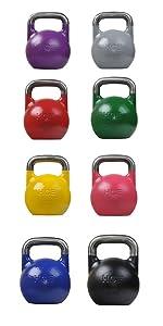 competition kettlebell, kettlebell weights, commercial kettlebells, kettlebell weighted fitness gym