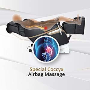 Special Coccyx Airbag Massage