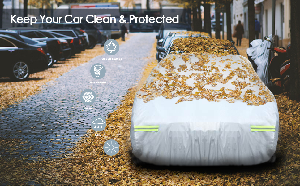 Keep your Car is Cleanamp;Protected
