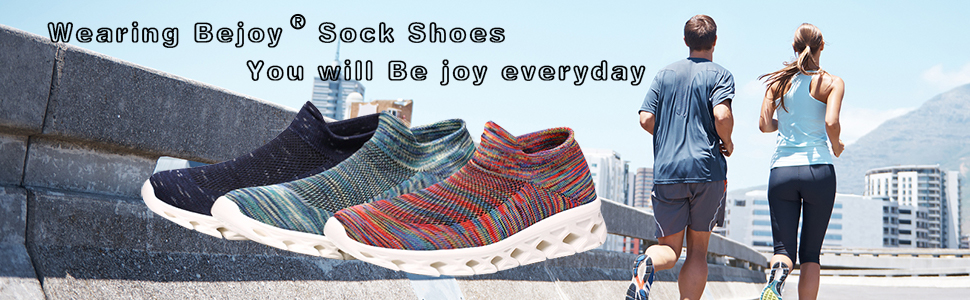 Sock Shoes Slip on  shoes Walking shoes