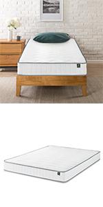 Zinus Innerspring Single Double Queen King Mattress bed online australia cheap