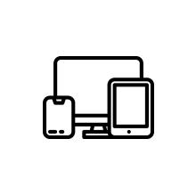 OS and platform independent