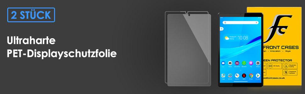 Forefront Cases Schutzfolie Für Lenovo Tab M8 2 Stück Computer Zubehör