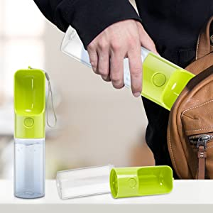 Portable Water Dispenser for Dogs