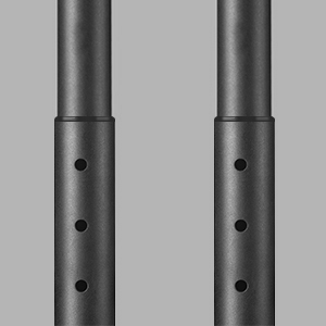 Height adjustable columns