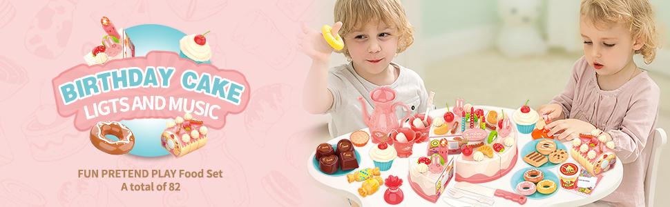 play cake food