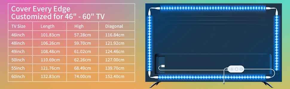 tv backlights