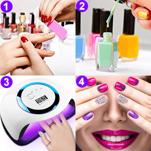 How to use our nail dryer?