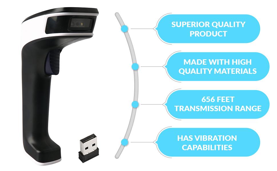 üstün yüksek kalite en iyi daha iyi tarama tarayıcı tarayıcı 628ft titreşim aralığı iletim yüksek kalite