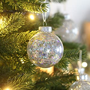 Lightweight and Easy to Hang on Your Tree