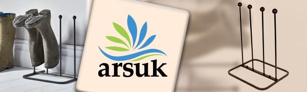 ARSUK est une marque bien établie pour les produits Boot Rack