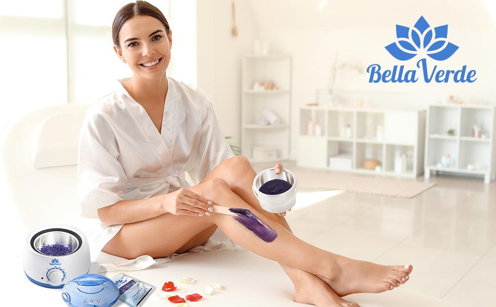 face waxing kit for women