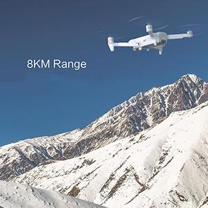 8KM Range