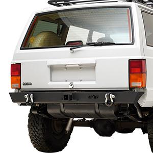 rear bumper