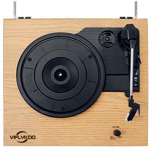 Schallplattenspieler Viflyko Tragbarer Elektronik
