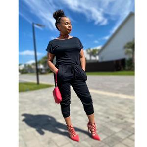 black jumpsuits for women