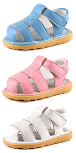 Baby Boys Girls Soft Sandals