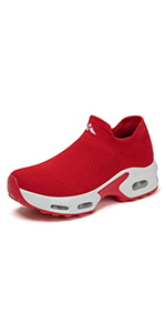 sock walking sneakers