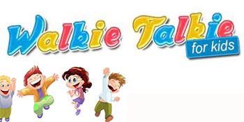 Walkie talkies 3 packs