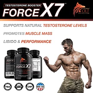 Testosterone Booster for Men