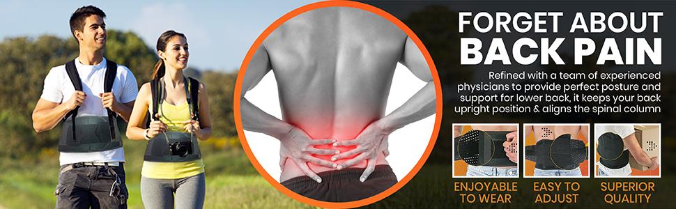 scoliosis back brace back support low back pain relief back support back support belt
