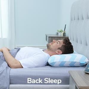 back sleep