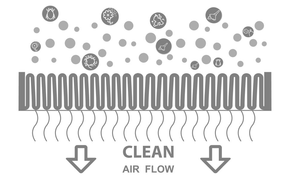 Health Air Flow