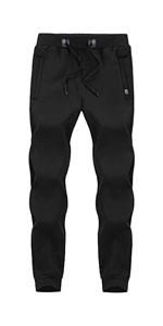 Winter Warm Fleece Jogger Pants