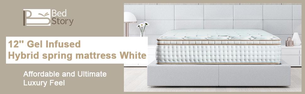 Gel mattress-1