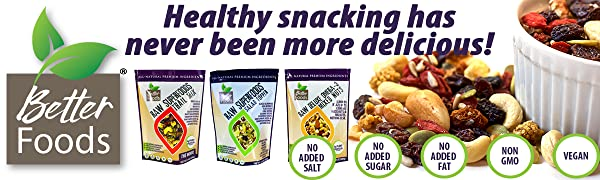 betterfoods healthy snacking has never been more delicious