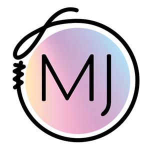 materialjill, brand logo, company logo, soft goods, design, fabrics, studio, consumer products