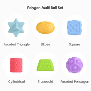Polygon Multi Ball Set