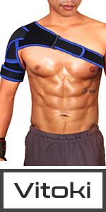Vitoki Adjustable Shoulder Brace