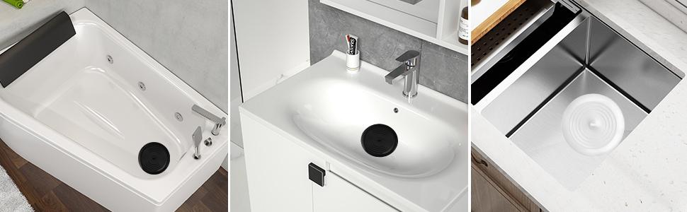 bath tube stopper plug