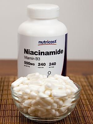 Nutricost Niacinamide