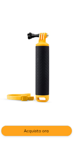 action cam floating handle grip