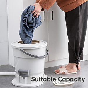 non-electric mini clothes spinner